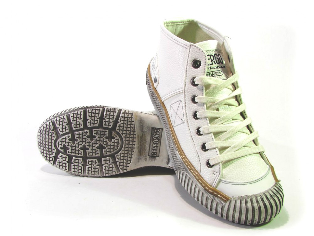 Cikkszám  DEHA8010PU16FWWHT. Devergo cipő BILL PU edd4ab9489