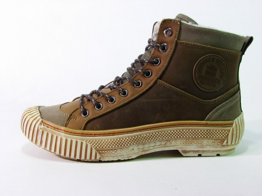 Cikkszám  DEHA8011LE16FWSAN. Devergo cipő magasszárú BILL HIGH 7caad00af9