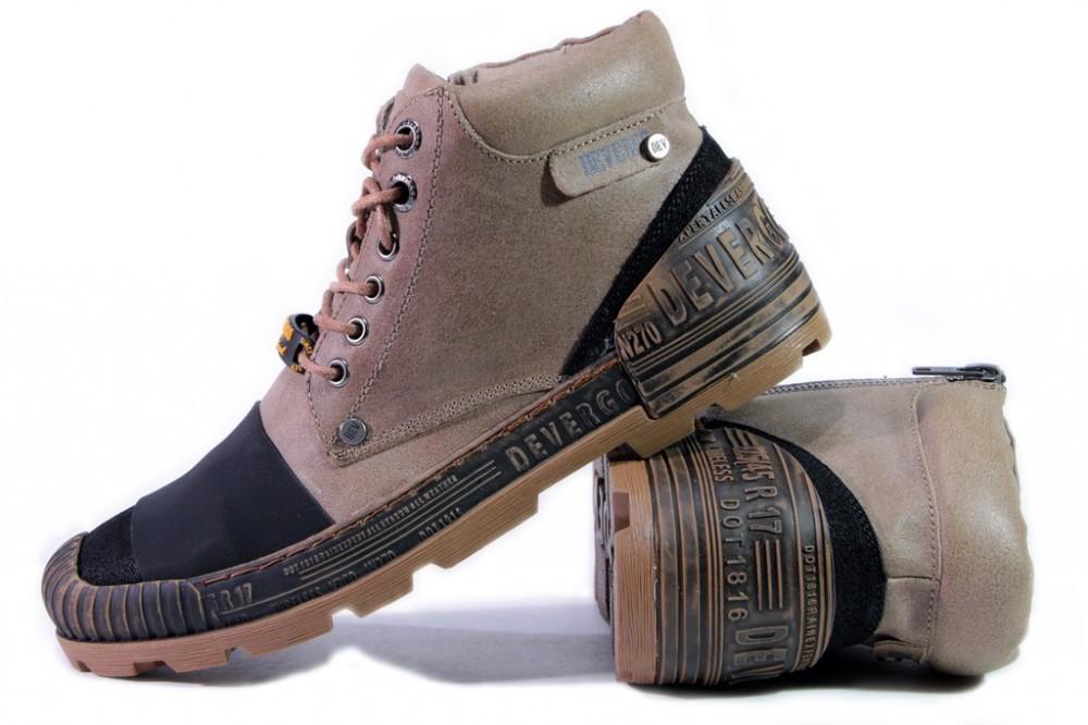Devergo cipő magasszárú METEOR
