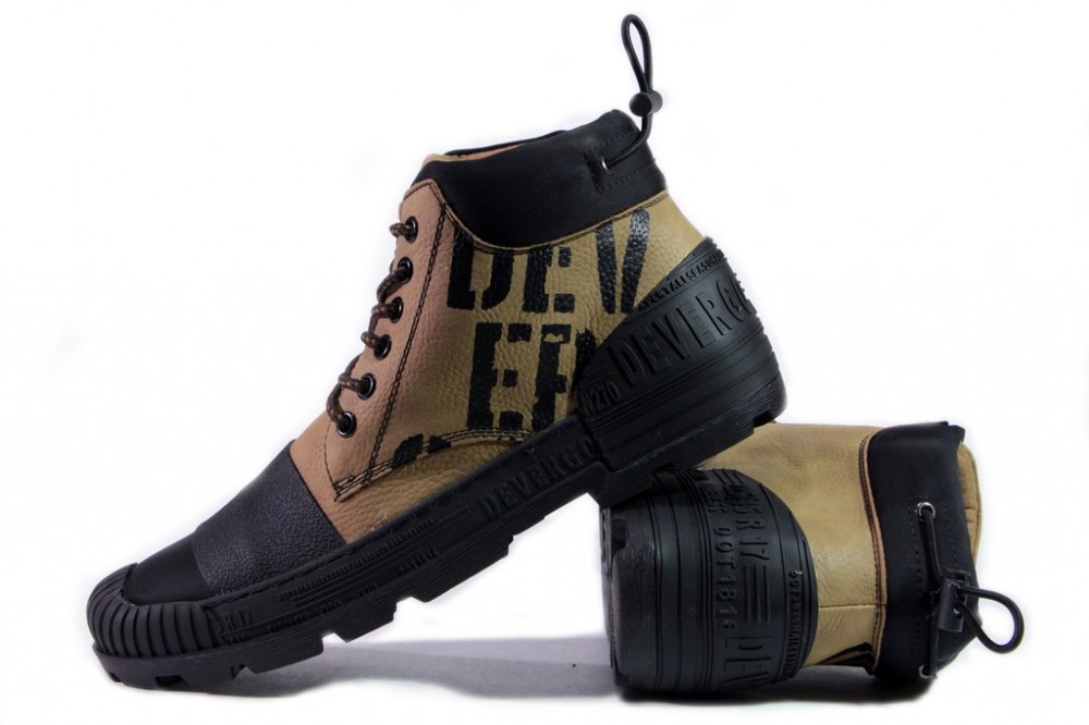 Devergo cipő magasszárú METEOR PU