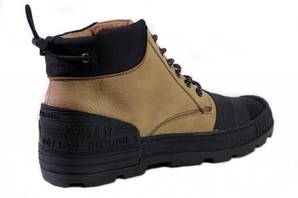 1f85918983 Cikkszám: DECF8020PU18FWWHE. Devergo cipő magasszárú METEOR PU