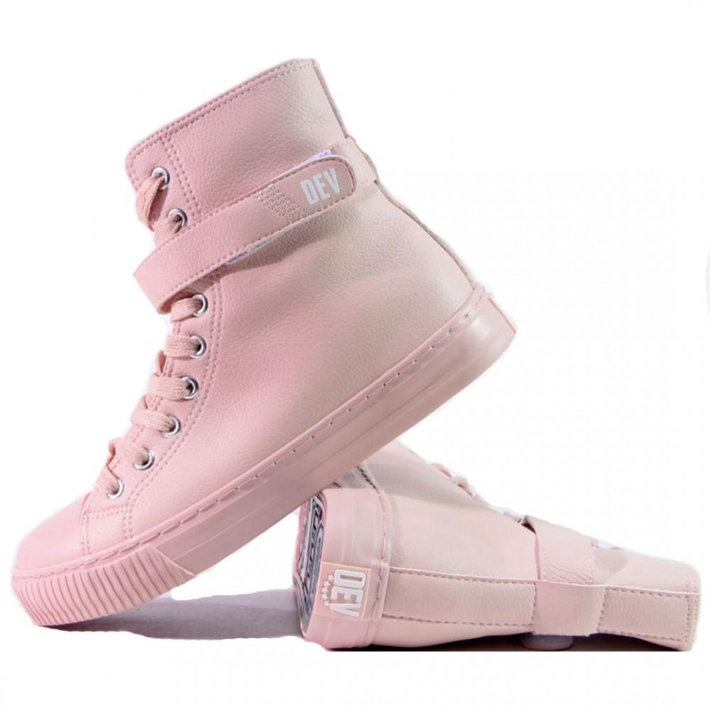 Brandwebshop Shop Devergo cipő magasszárú ALEXA VELCRO